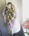 crochet shawl women's institute soft and silky