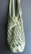 crochet mesh market bag Lily sugar'n cream cotton