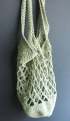 crochet mesh market bag Lily sugar'n cream cotton
